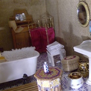 Bathrooms in Mrs Gulliver's collection