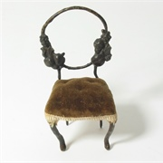 A Ladies Guild chair