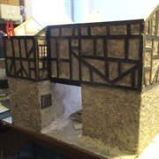 Back view and mostly finished externals