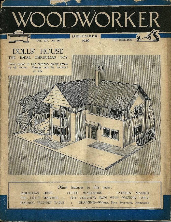 A pipe dream --- 1950s self-build
