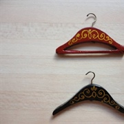 Brooksey's Judith Dunger clothes hangers (2)