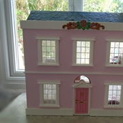 Mass-produced Dolls' House 1990s