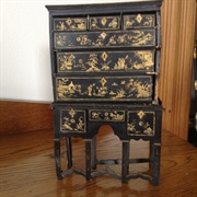 Jane's Chinoiserie chest