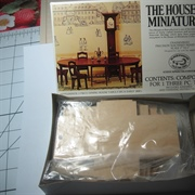 The house of miniatures kits