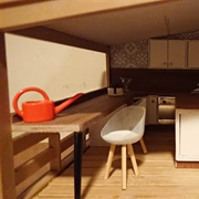 Lundby based kitchen