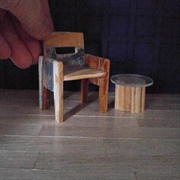 Piet Hein Eek chair