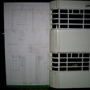 Plans for the front