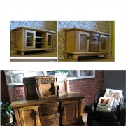 Sitting room needed a sideboard/drinks cabinet