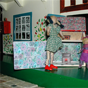 Meanwhile, Pippa and Pixie find an old dolls' house in the ...