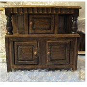 Jacobean Court Cupboard