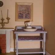 He has also turned the car spray paint onto a 19/11* washstand from ...