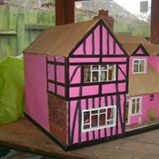 The cottage has been painted, but there have been problems with ...