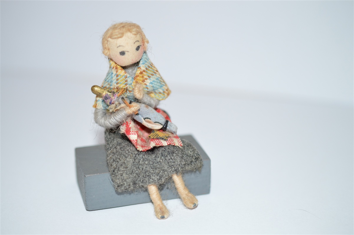 Alice Jorgensen fairytale dolls