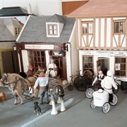 The Saddlers, Cycle Shop and Toy Shop