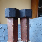 Mayflower No 55 chimneys