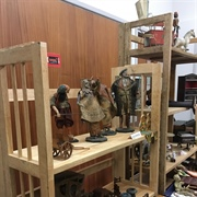 Cobham (Surrey, UK) Doll and Dolls' House Fair March 2020