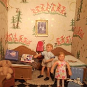 Children's bedroom.