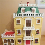 The Original Sylvanian Families Deluxe Country Mansion