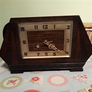 My Clock Mouse House