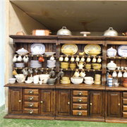 Ketterley's kitchen dresser