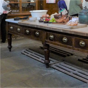 Lanhydrock - The Kitchen Table