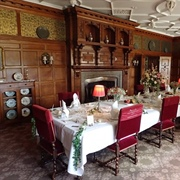 Lanhydrock - The Dining Room