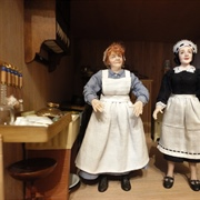 Ketterley's maids - Betty and Ivy