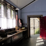 Lanhydrock - The Kitchen Scullery