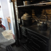 Lanhydrock - The Kitchen Scullery range