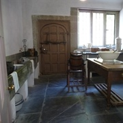 Lanhydrock - The Dairy Scullery