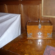 Lanhydrock - another wooden box