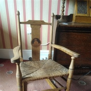 My mother's chair.