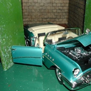 BUICK 1955 CAR - FOR MY HALF-STOCKBROKER