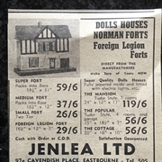Advert from 1957 Daily Newspaper