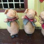 BAPS Three Little Pigs