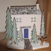 Jane Harrop's Christmas Cottage