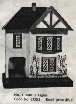 Dolly Mixture house