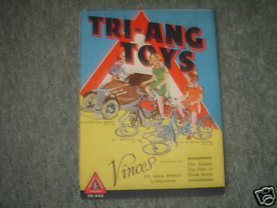 1930s Tri-ang catalogue