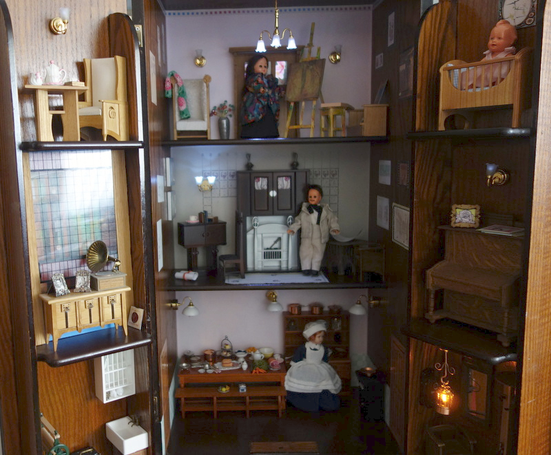 Mackintosh Cabinet
