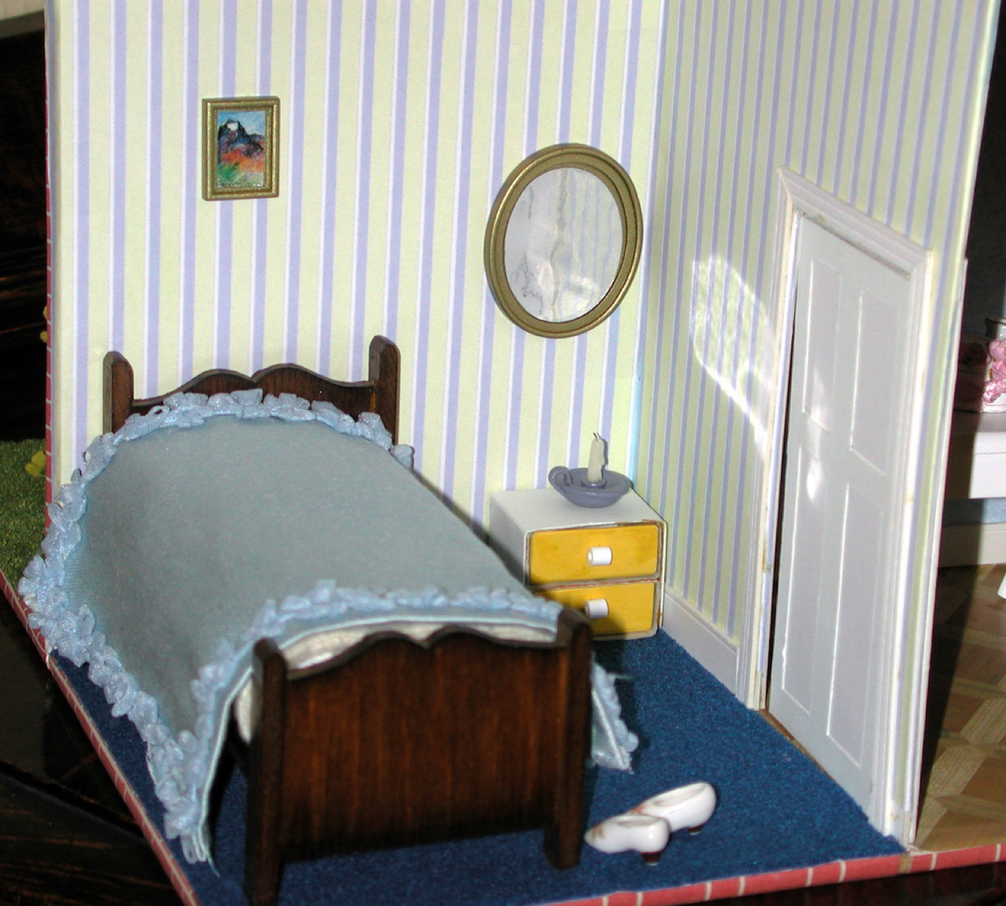Elli's house - bedroom