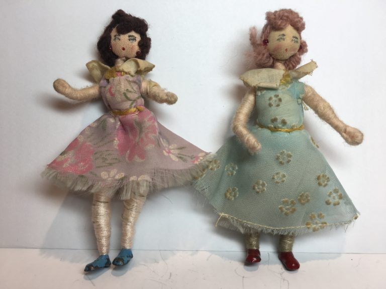 Early 1950s Grecon Dolls