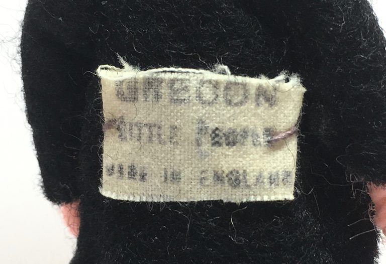 Later Grecon 'Little People' label.