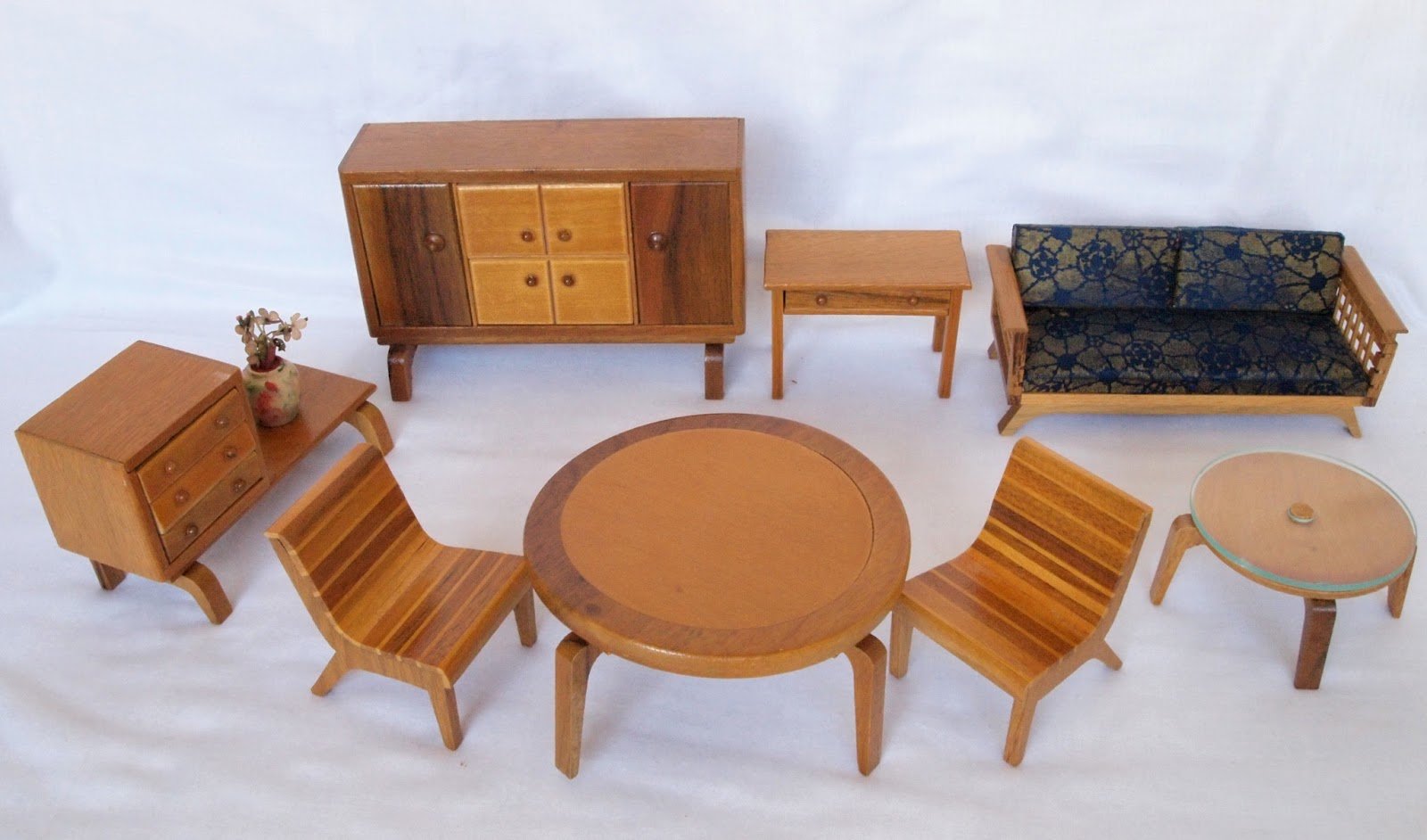 Set of furniture shown in catalogue photo above